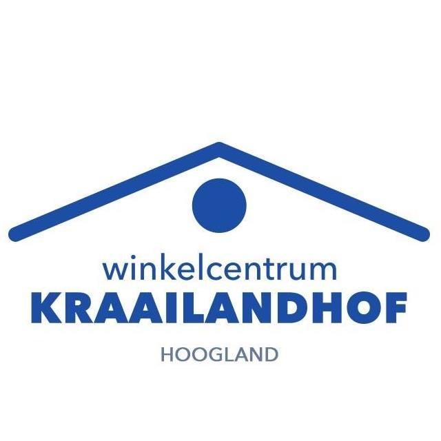 Het gezellige winkelcentrum van Hoogland